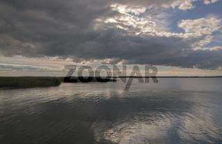 Insel Usedom - Stimmung am Achterwasser