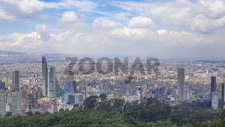 Bogota in Colombia