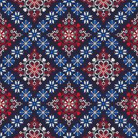 Romanian traditional pattern 26