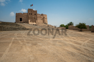 Fujairah Fort in Fujairah, UAE