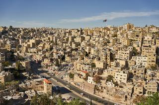 Amman - Hauptstadt von Jordanien