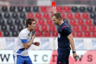 MTK vs. Videoton OTP Bank League football match