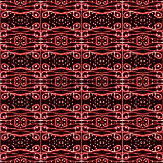 Tribal Ornament Pattern