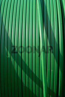 Kabeltrommeln für Verlegung von Bretbandanschluß