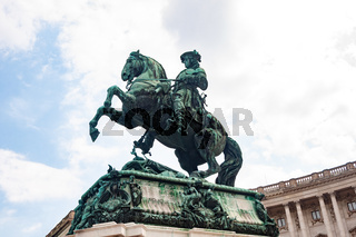 Prince Eugene of Savoy monument, Vienna