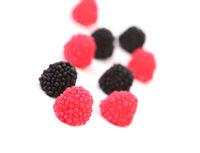 Jelly fruit like blackberry.