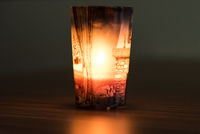 idyllic candlelight mood - depth of field