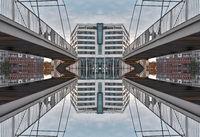 Bridge mirrored