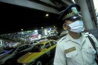 ASIA THAILAND BANGKOK CITY TRAFIC