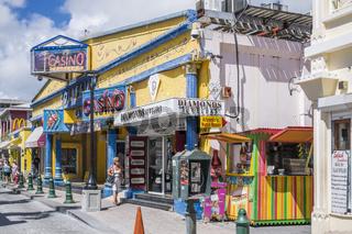 Coliseum Casino  Front Street Philipsburg Saint Martin West Indies