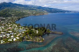 Point Venus, Tahiti, Franzoesisch-Polynesien