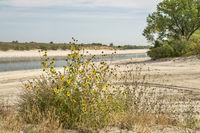 Lake McConaughy in Nebraska