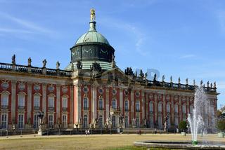 Sanssouci , Potsdam