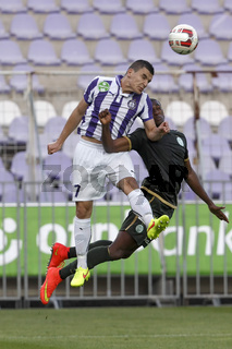 Ujpest vs. Ferencvaros OTP Bank League football match