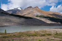 Icefield Parkway, Jasper National Park, Alberta, Canada