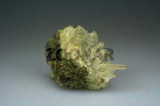 Calcit Kristalle aus den Tiroler Alpen