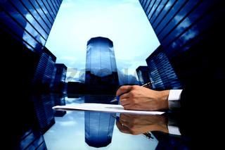 realtor professional presentation business background