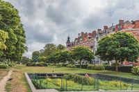 Square Palmerston, European Quarter Brussels