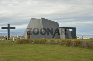 Blönduóskirkja, Blönduós, Island