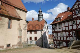 Burgenstadt Schlitz im mittelhessischen
