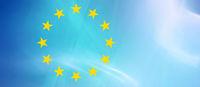 eu symbol, flag, europe, blue