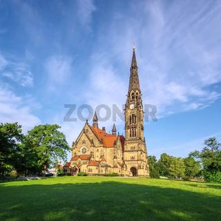 Dresden Garnisionkirche - Dresden church St. Martin 04