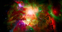 Nebula stars. Elements of this image furnished by NASA