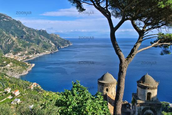 Amalfi Kueste - Amalfi coast 01