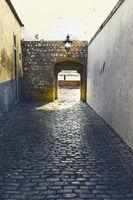 Portuguese city of Faro
