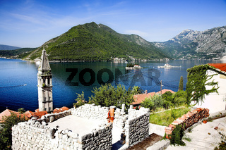 Perast city