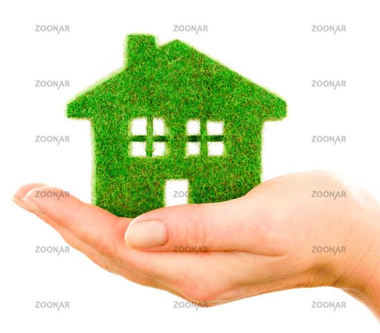 Grass home