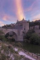 Brücke in Toledo