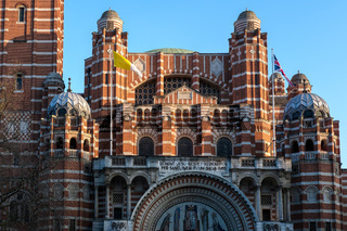 View of Westminster Cathedral