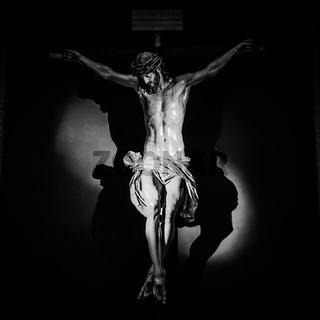 Spanish Crucifix