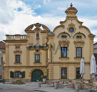 Barockes Haus mit Apotheke in Hartberg