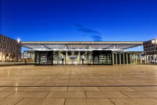 Flughafen Berlin Brandenburg BER Willy Brandt Airport Terminal 1
