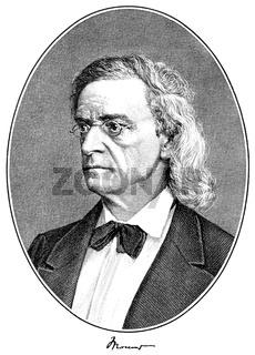 Christian Matthias Theodor Mommsen, 1817 - 1903, German historian