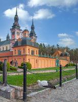 Swieta Lipka Church,Masuria,Poland