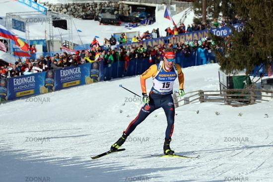 ITA, IBU Biathlon-Weltmeisterschaft Antholz 2020