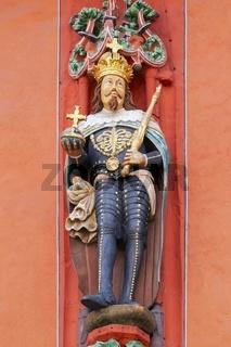 Goslar - Historisches Gildehaus Kaiserworth