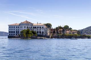 Schloss auf Isola Bella
