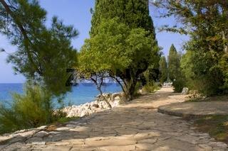 Croatia, Krk Island, Malinska - Kroatien, Insel Krk, Malinska