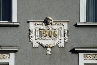 Hausdetail in Schötmar