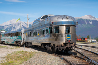 VIA Rail Canada, Jasper, Canada
