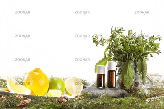 Image composition essential oils