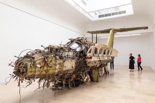 Flight Sculpture BIennale Vennice 2019