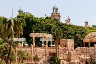 Sun City, The Palace of Lost City, South Africa