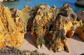Algarve Strand Dos Tres Irmaos - Algarve beach Dos Tres Irmaos 04