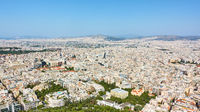 Panoramia of Athens City
