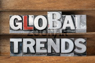 global trends tray